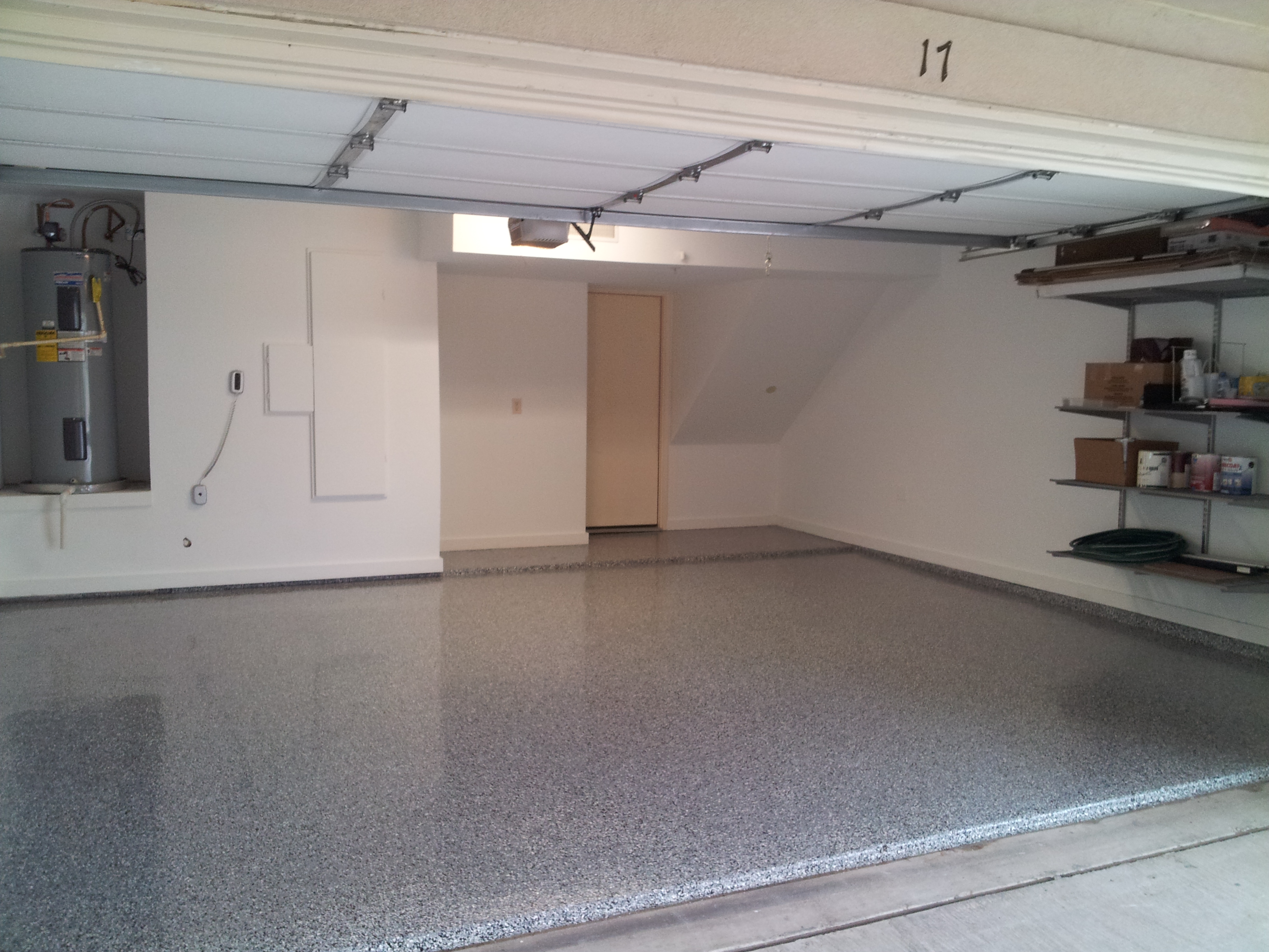 Dallas garage floor coating garage epoxy dfw garage floor coatings ismail 2 car1 solutioingenieria Image collections