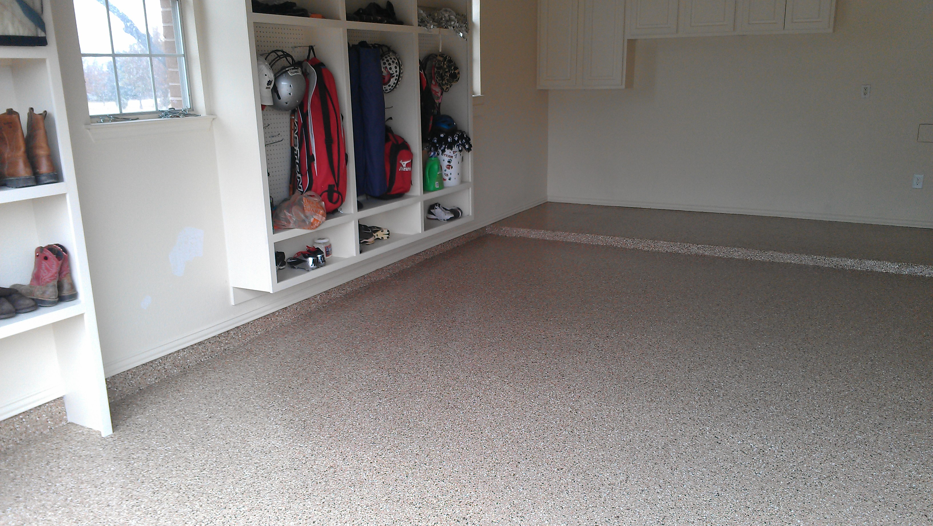 flooring austin floors project garage floor san metallic coating antonio granite
